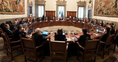 Consiglio dei ministri, Palazzo Chigi