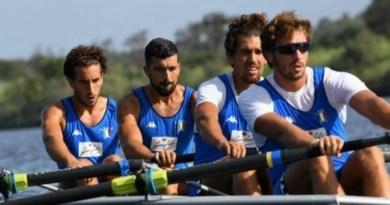 Canottieri TeLiMar Palermo, Gaetani Liseo in maglia Azzurra conquista due Argenti a Piediluco