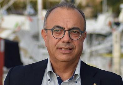 Il presidente del Distretto della Pesca, Nino Carlino