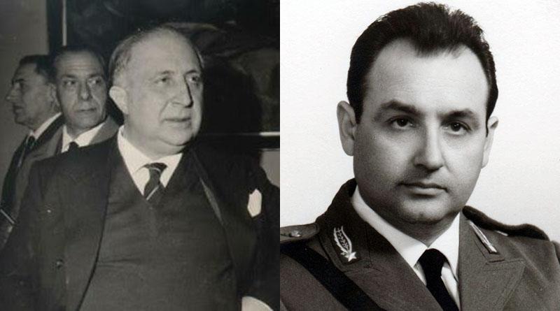 Pietro Scaglione e Antonino Lorusso