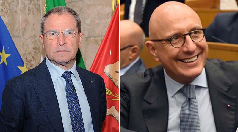 Antonio Scavone e Gaetano Armao