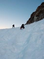 Muro di neve