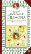 Aforismi di Filosofia