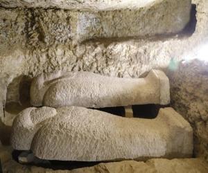 20 sarcofagi ritrovati in egitto