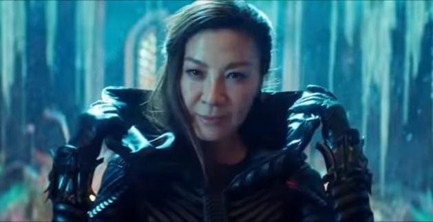 Michelle Yeoh, prossima protagonista di Sezione 31