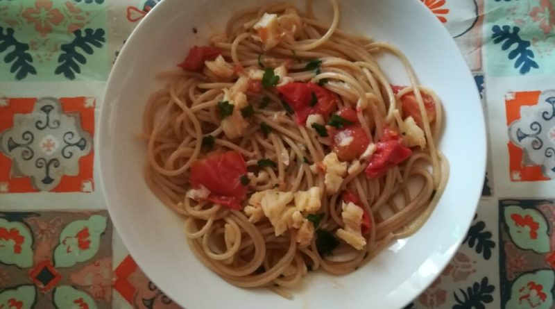 Spaghetti al baccalà, un primo piatto che soddisfa
