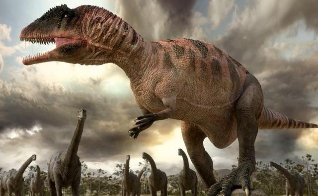Un carcarodontosauro