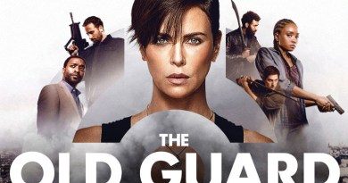 The Old Guard Netflix