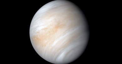 Venere fotografato dal Mariner 10