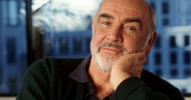 È morto Sean Connery