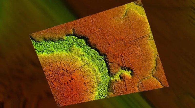 Villaggi e strade nascoste sotto la vegetazione amazzonica