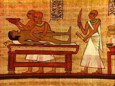 Mummificazione nell'antico Egitto