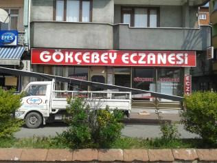 Gökçebey Eczanesi