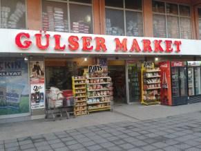 Gülser Market