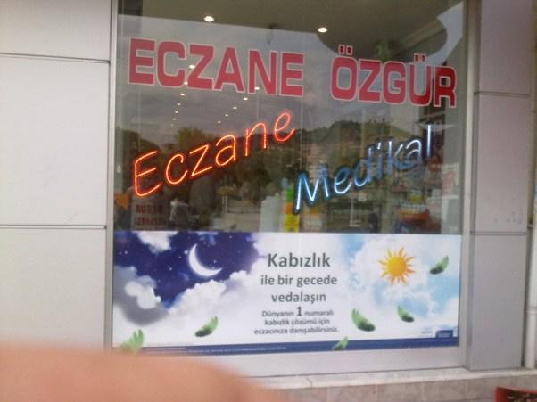 Eczane Özgür
