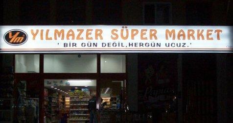 Yılmazer Süpermarket