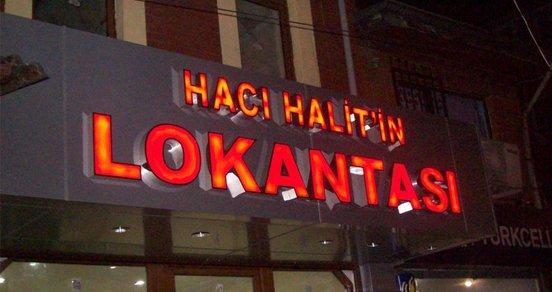 Hacı Halitin Lokantası