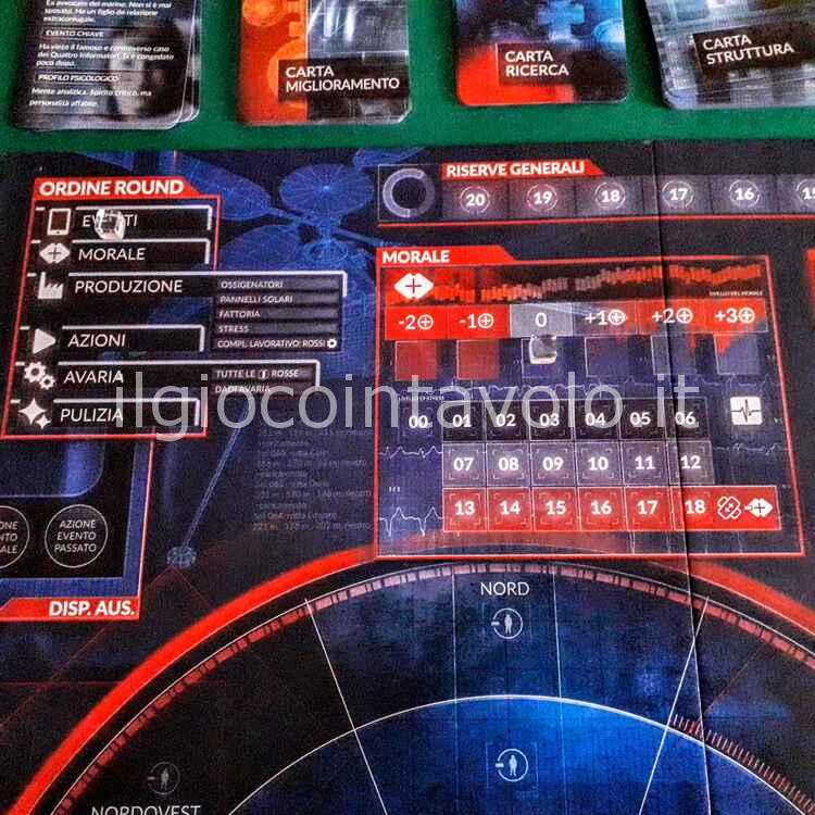 The board game First Martians  - But  why the hell did we land on Mars !!??!! 1