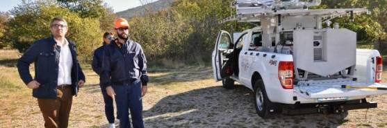 In Friuli il drone che controlla il confine 1