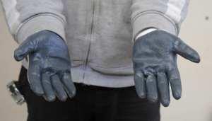 Videocorso di GT, guanti di protezione