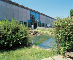 La sede di Pentair Water Italy a Vicopisano (PI).