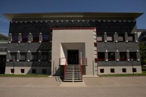 La sede Geberit a Manno (Lugano).