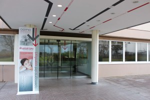 Lo stabilimento produttivo di Osimo (AN)
