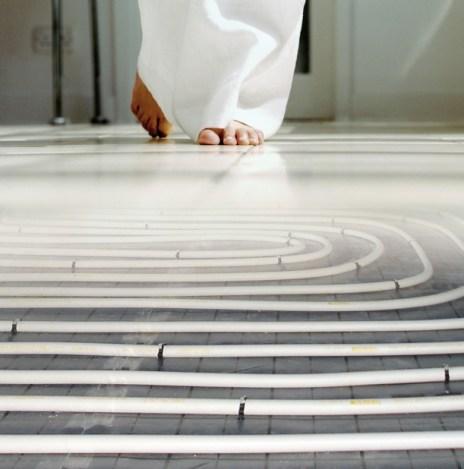 Geberit Riscaldamento a pavimento