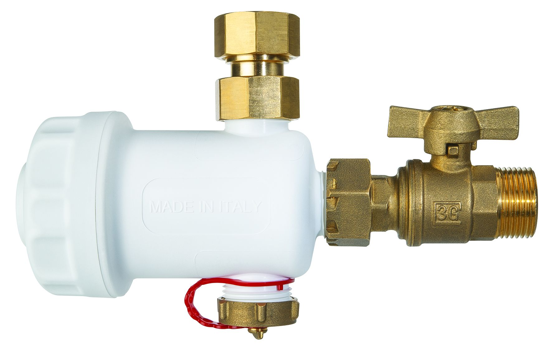 Atlas Filtri Italia: filtro defangatore magnetico per protezione caldaia FDM