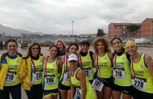 La vittoria di Caivano Runners dedicata alle donne vittime della violenza