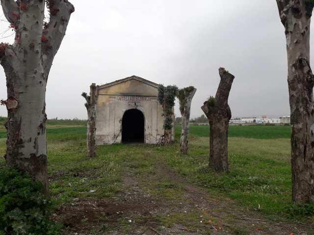 Cappella San Giorgio ripulita dai rifiuti abbandonati