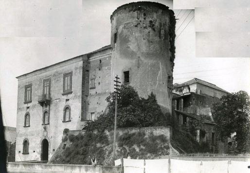 Castello di Caivano.