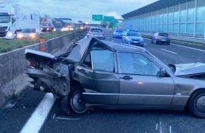 Incidente autostrada 8 aprile