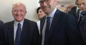 L'avvocato Michele Emiliano nuovo sindaco di Crispano