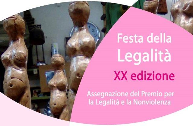 Legalità e non violenza, ad Eugenia Carfora il premio 'Renata Fonte