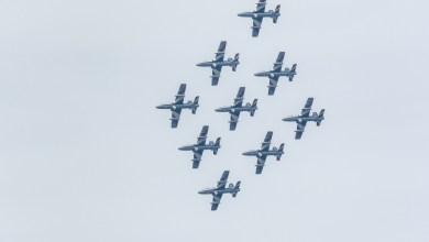 Photo of Frecce tricolori: orgoglio dell'aeronautica italiana