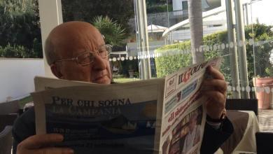 """Photo of De Mita a """"Il Golfo"""": gente schifata dalla politica, ultimi 20anni da buttare"""