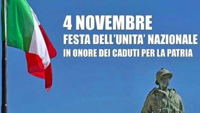 Photo of Celebrazioni del 4 novembre a Forio