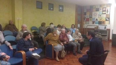 Photo of Dino Ambrosino incontra i cittadini della Grancia di Sent'Co