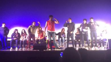 """Photo of La Scuola va a Teatro, spettacolo in inglese per gli studenti del """"C. Mennella"""""""