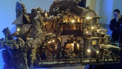 "Photo of ""Te piace 'o presepe"", che mostra a Procida"