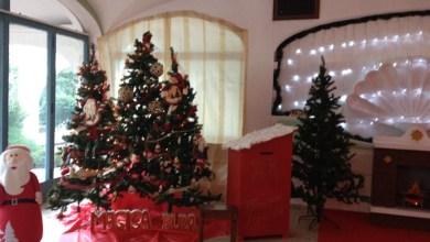 Photo of Casamicciola, si inaugura la Casa di Babbo Natale