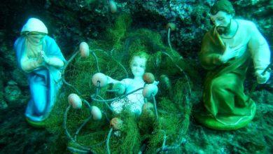 Photo of A Ischia la suggestione del presepe sommerso