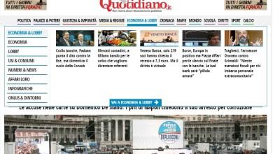 """Photo of Da """"Il Fatto Quotidiano"""" siluri contro De Siano"""
