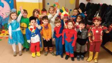 """Photo of """"Gran ballo in maschera"""" alla scuola di Fondobosso"""