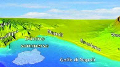 """Photo of Nel Golfo di Napoli scoperto un """"rigonfiamento"""" di gas"""