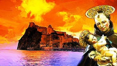 Photo of Ischia celebra San Giovan Giuseppe della Croce