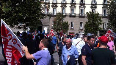 Photo of Riuscita a Napoli la manifestazione dei dipendenti N.U.