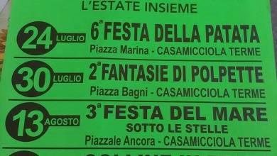Photo of Festa della patata, è festa in piazza Marina