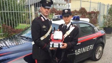Photo of Carabinieri, anche ad Ischia auto col defibrillatore